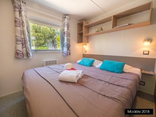 Aquitaine, Mobilhome Sunset 6 Personen 3 Zimmer 2 Badezimmer ...