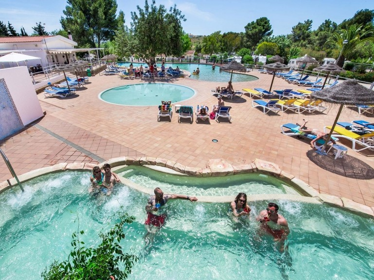 Yelloh village algarve turiscampo holiday village - Campgrounds in ohio with swimming pools ...