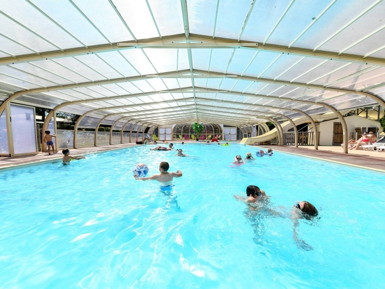 The water based delights of camping ch teau la for t - Campgrounds in ohio with swimming pools ...