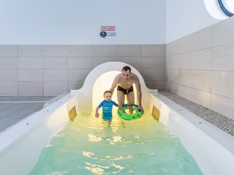 Come And Discover The Bathing Area At The Camping Man 233