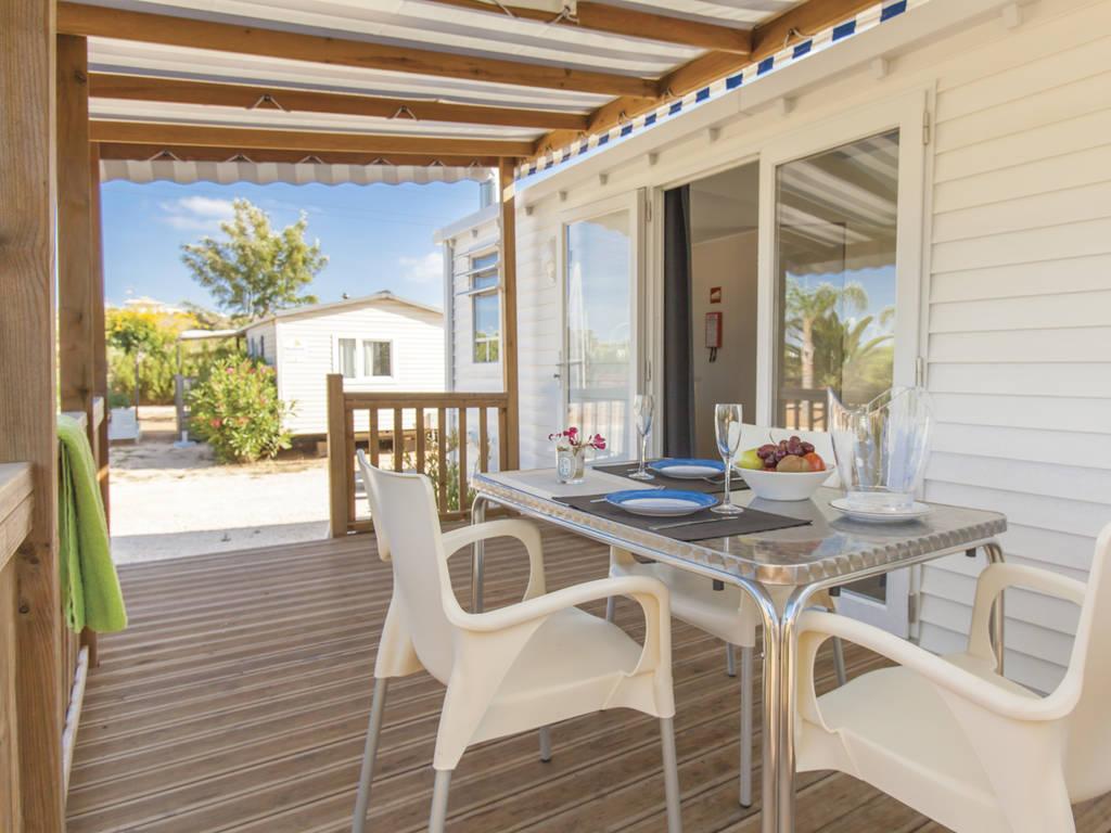 Cottage Fidji 5 personas 2 habitaciones 1 cuarto de baño ...