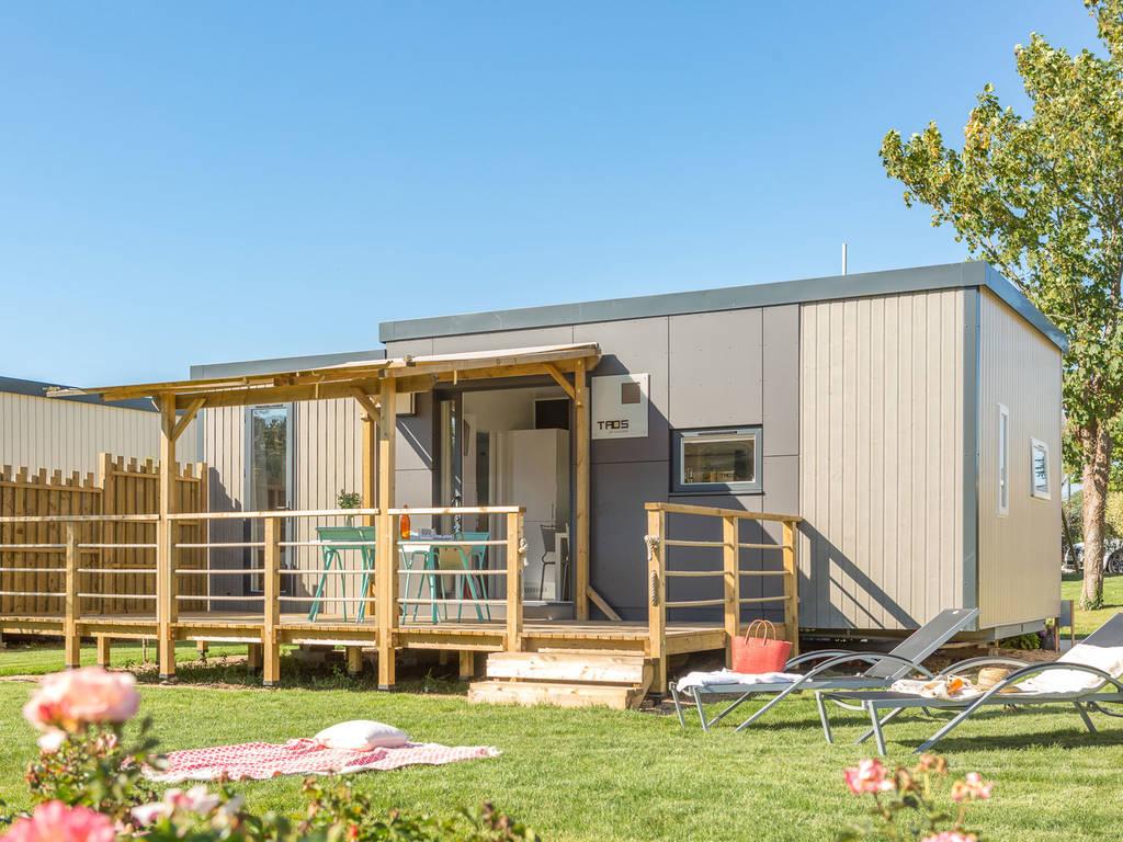 Cottage taos 6 personen 3 kamers 2 badkamers premium lesconil wijk ria premium - Ouderlijke badkamer ...