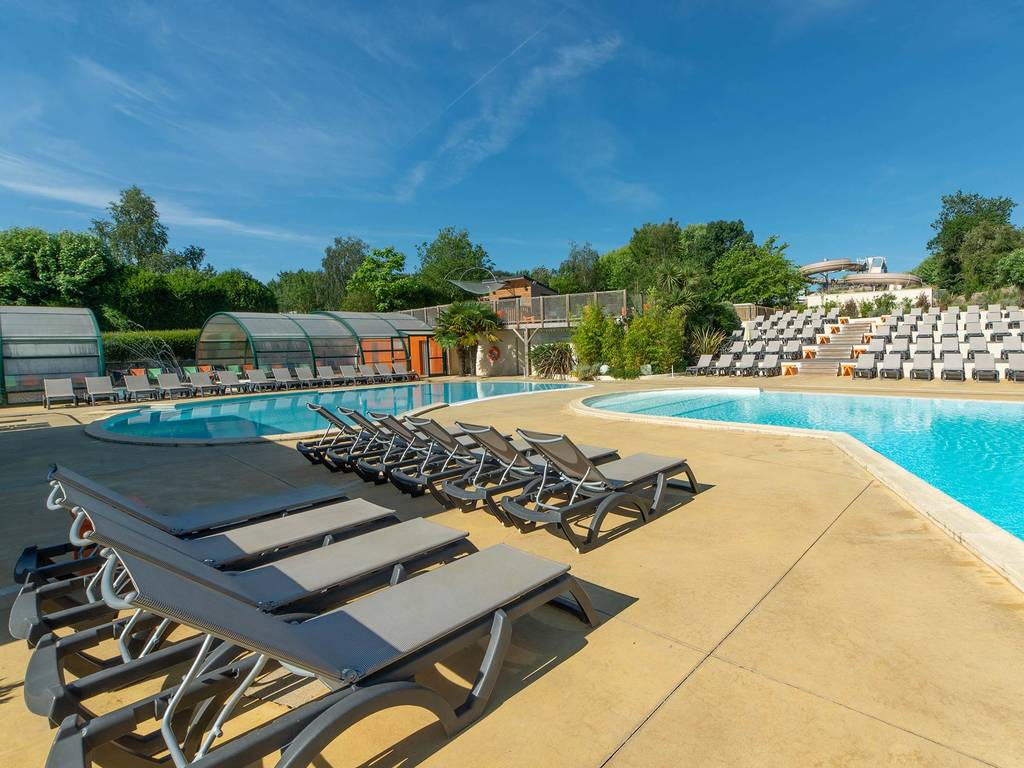 Yelloh Village La Ch Naie Bathing Area And Swimming Pool