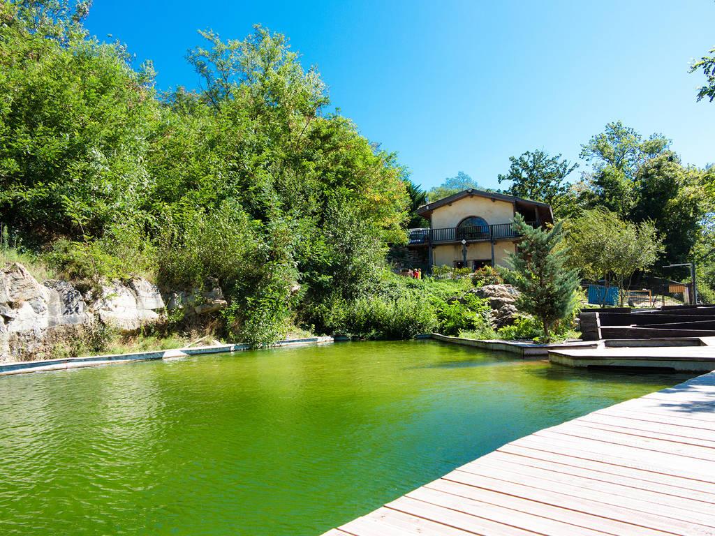 Village de vacances le bout du monde espace baignade - Camping jullouville avec piscine ...