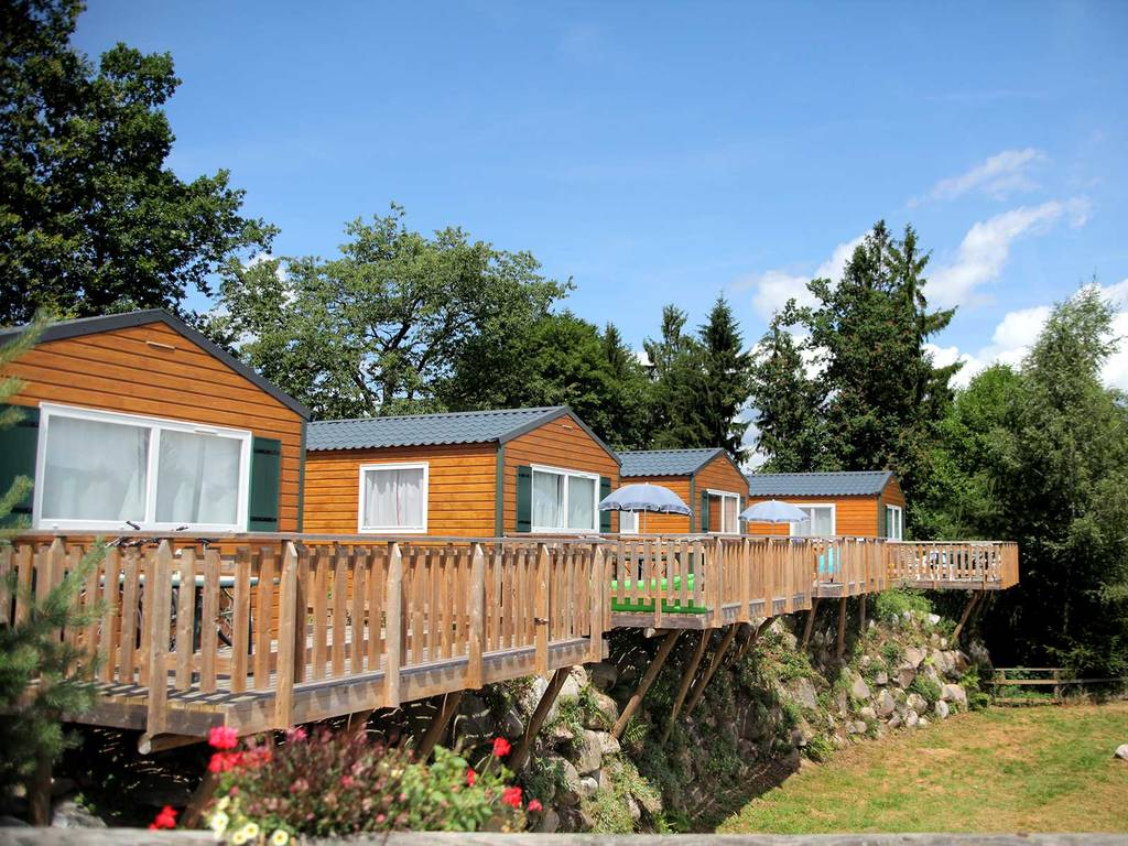 Cottage t tras bord de lac 4 persone 2 camere 1 bagno 4 for Kit per palafitte