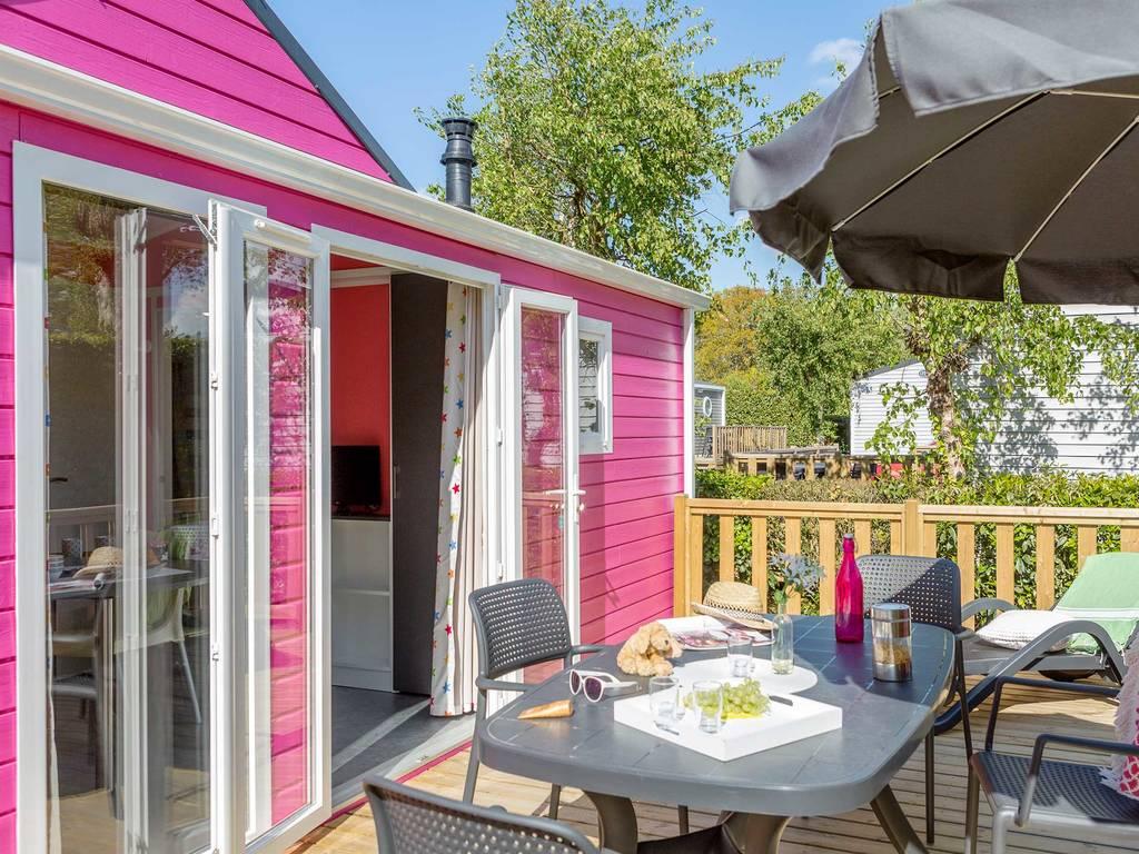 Cottage family 4 personen 2 kamers 2 badkamers 4 bloemen saint malo onze andere accommodaties - Ouderlijke badkamer ...