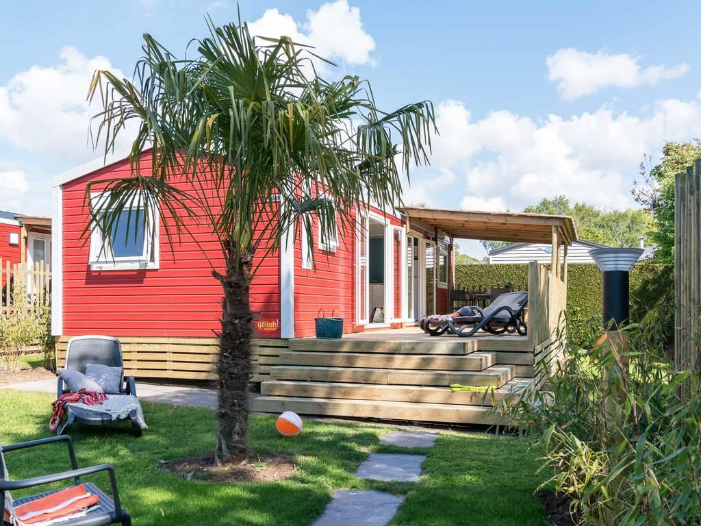 Cottage xxl 7 personnes 3 chambres 2 salles de bain for Camping le bois joli la chambre