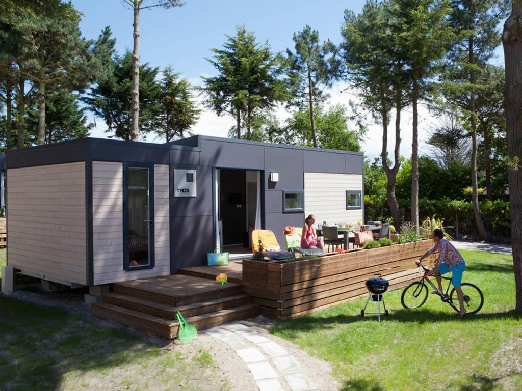 Cottage taos 6 personen 3 kamers 2 badkamers premium erquy premium wijk - Ouderlijke badkamer ...