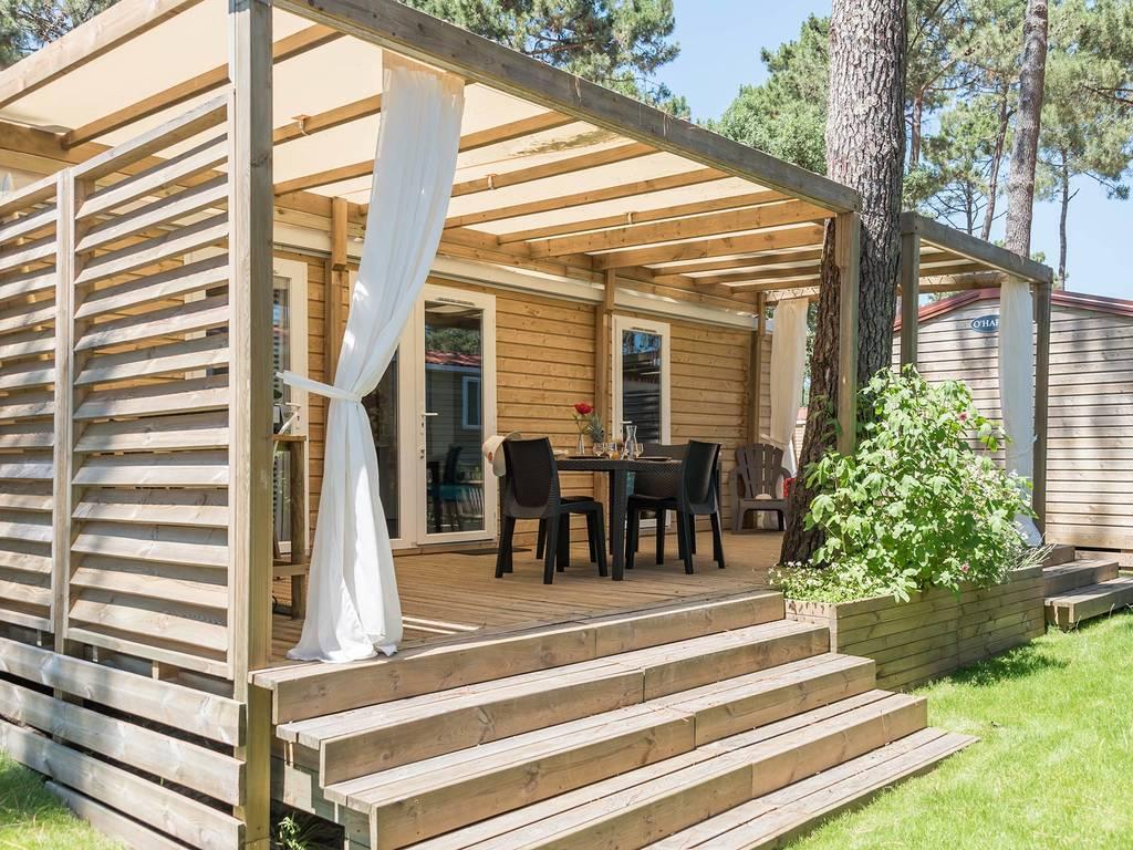 Cottage 4 personen 2 kamers 2 badkamers premium contis wijk bruy re premium - Ouderlijke badkamer ...