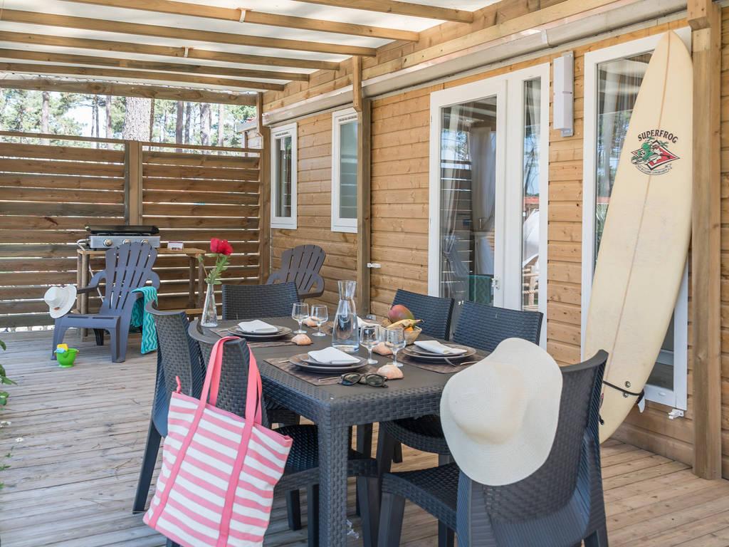 Cottage 6 personen 3 kamers 2 badkamers premium contis wijk bruy re premium - Ouderlijke badkamer ...