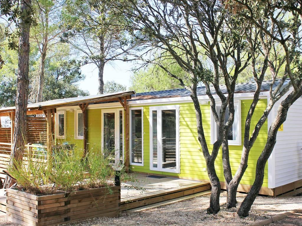 Cottage alpilles 6 personen 3 kamers 2 badkamers met airconditioning premium charleval wijk - Ouderlijke slaapkamer decoratie ...