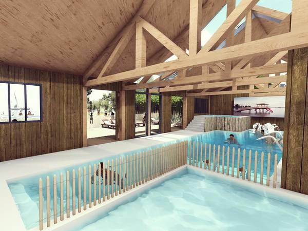 Yelloh village maguide camping en las landas for Camping en las landas con piscina cubierta