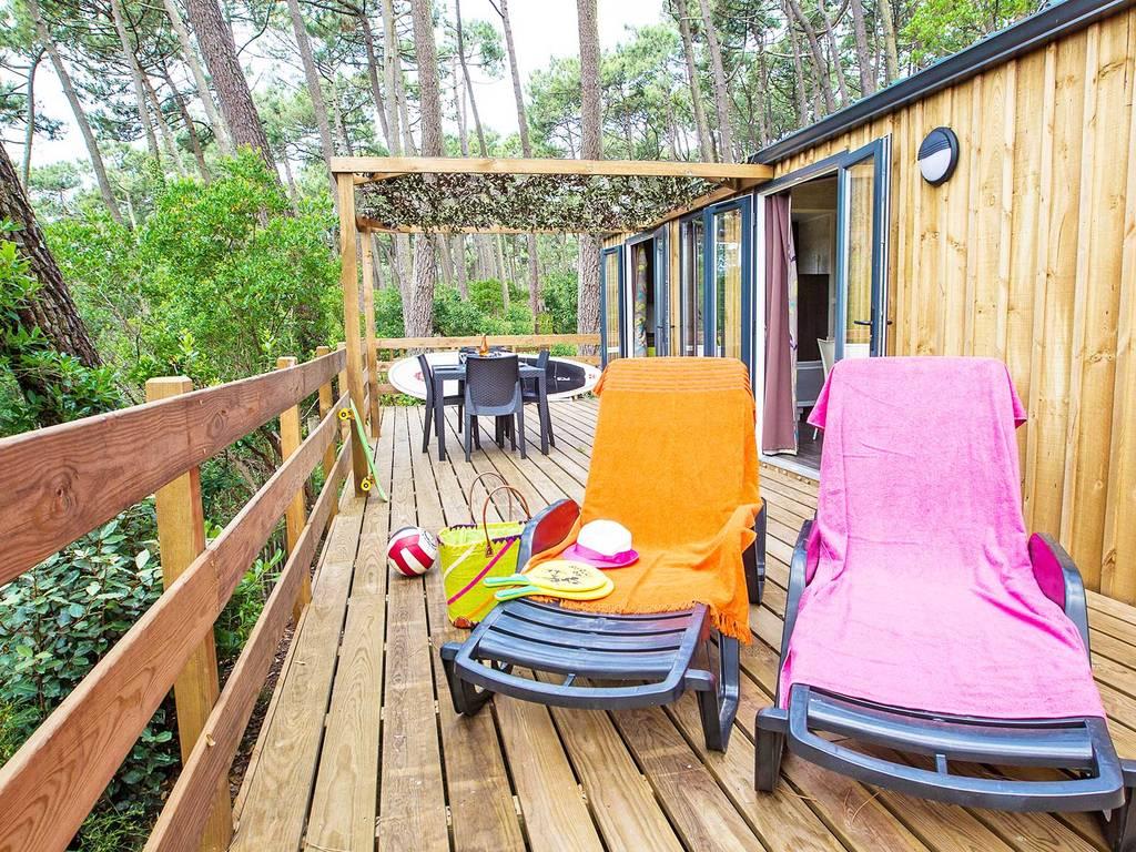 Cottage r sinier 4 personen 2 kamers 2 badkamers 4 bloemen arcachon onze andere accommodaties - Ouderlijke badkamer ...
