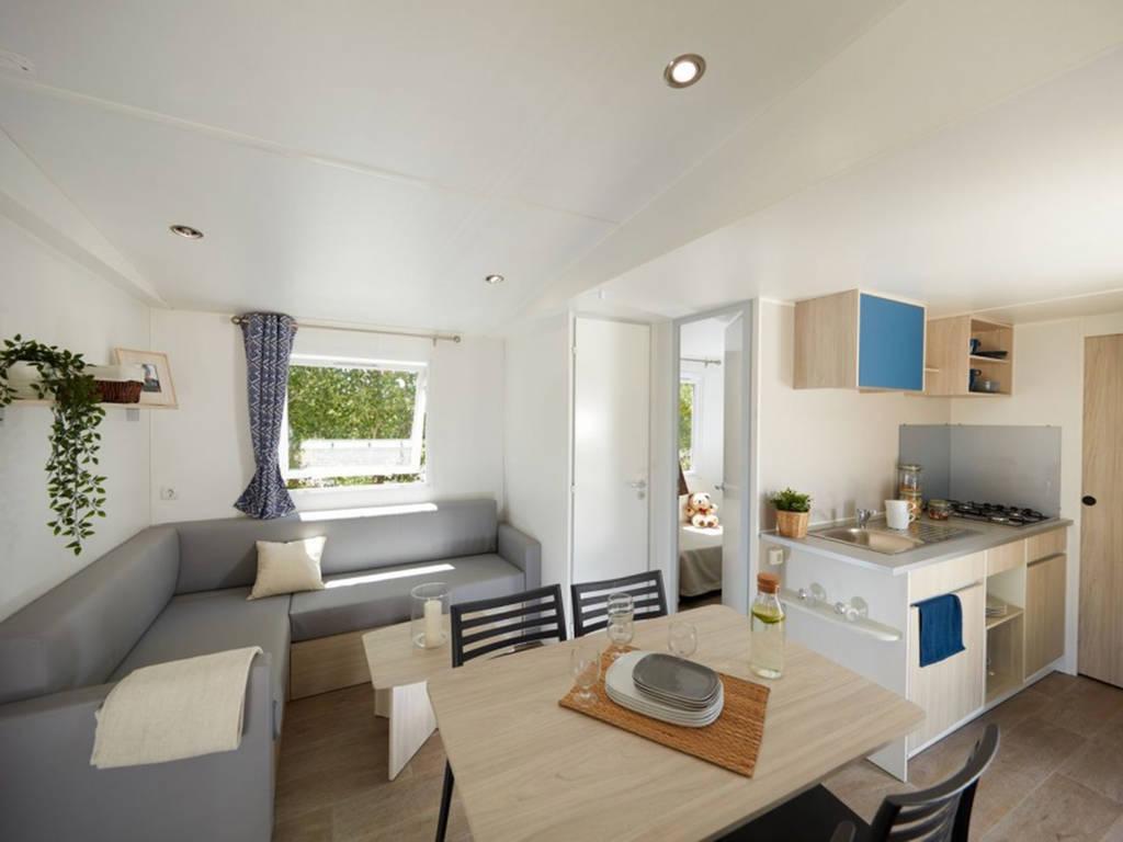 Cottage Family 5 Personen 2 Zimmer 1 Bad Klimatisiert 3 Blumen - La Roquette-sur-siagne