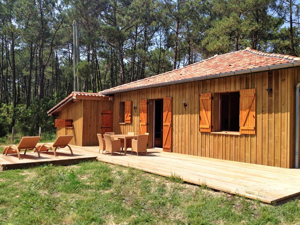 Villa pin de 6 personen 3 kamers 2 badkamers 3 bloemen hossegor onze andere accommodaties - Ouderlijke badkamer ...