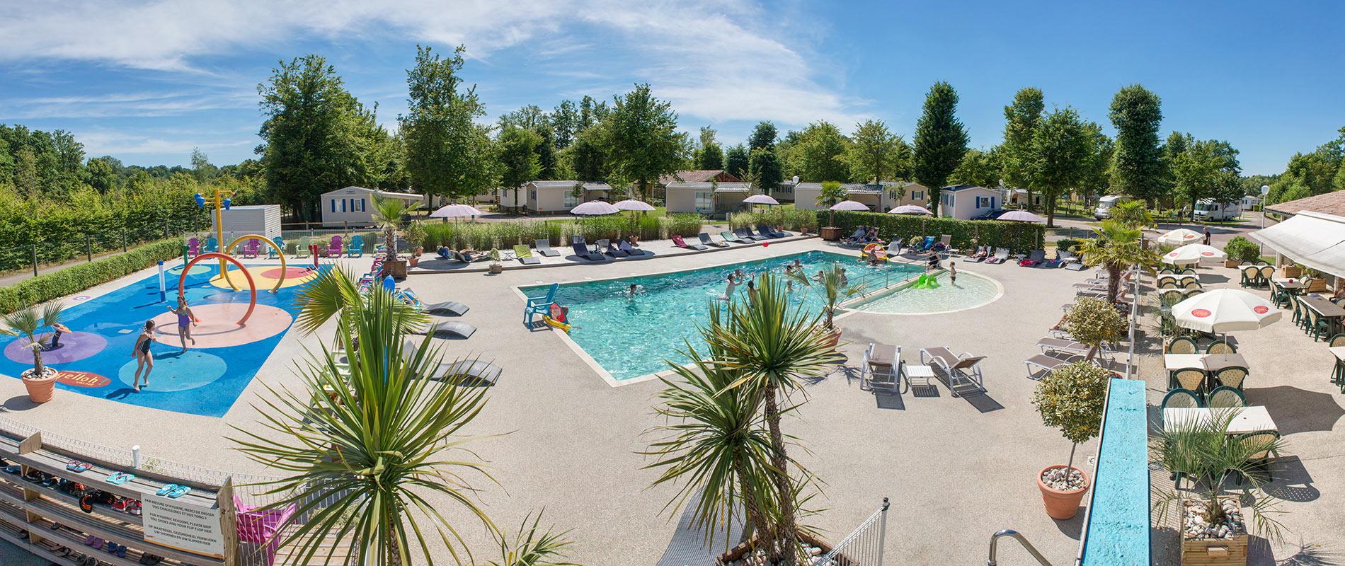 Camping yelloh en champagne vos vacances en campings for Camping lac du der avec piscine