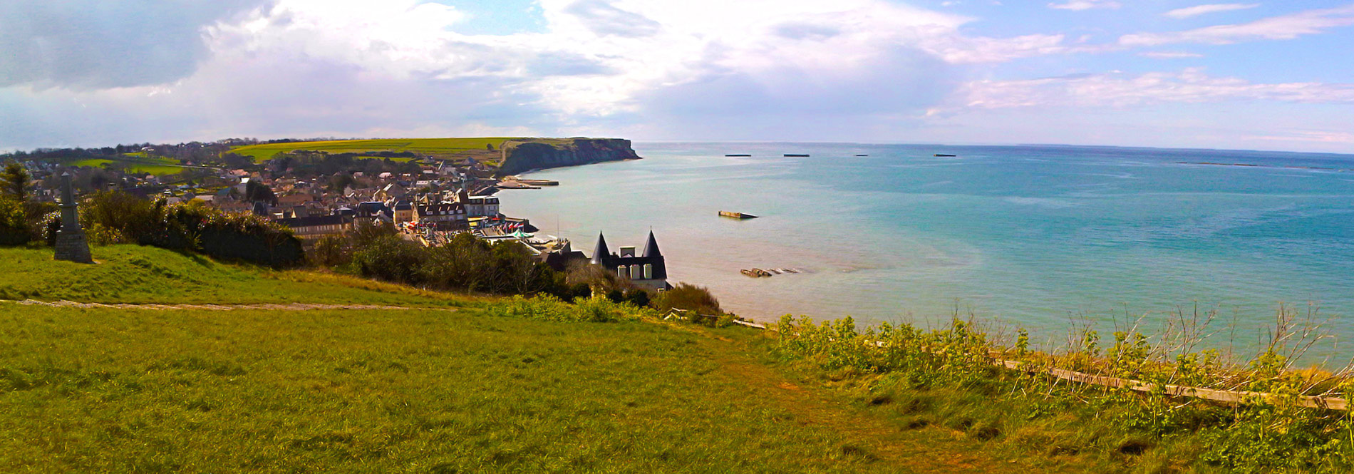 Camping normandie bord de mer vacances basse normandie for Camping basse normandie bord de mer avec piscine