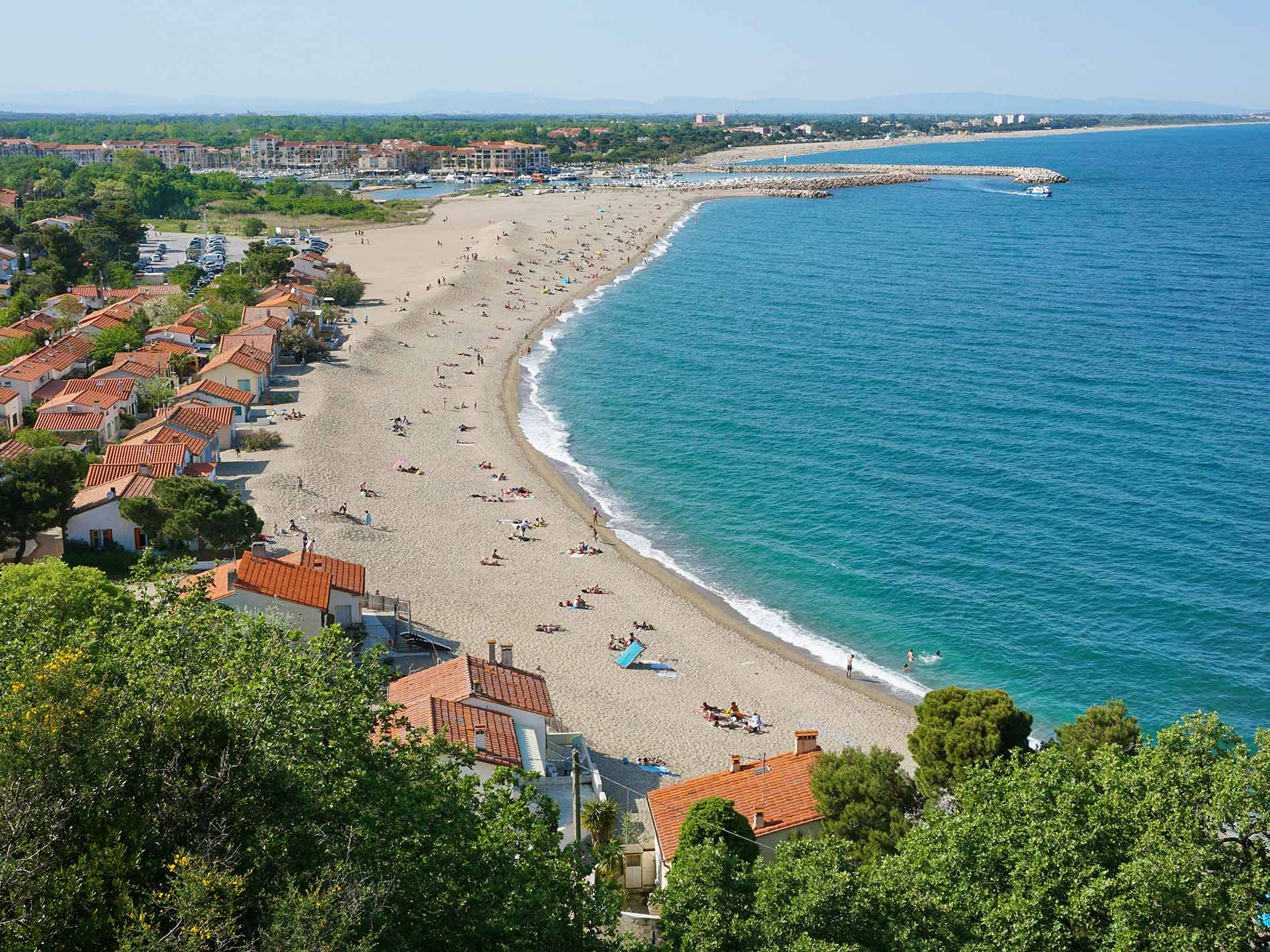 Your camping holiday in Argelès-sur-Mer