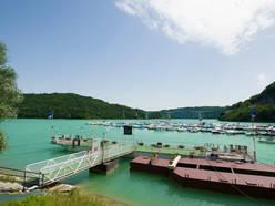 Camping Clairvaux-les-Lacs
