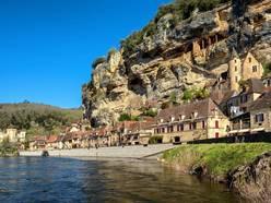 Le village de La Roque Gageac