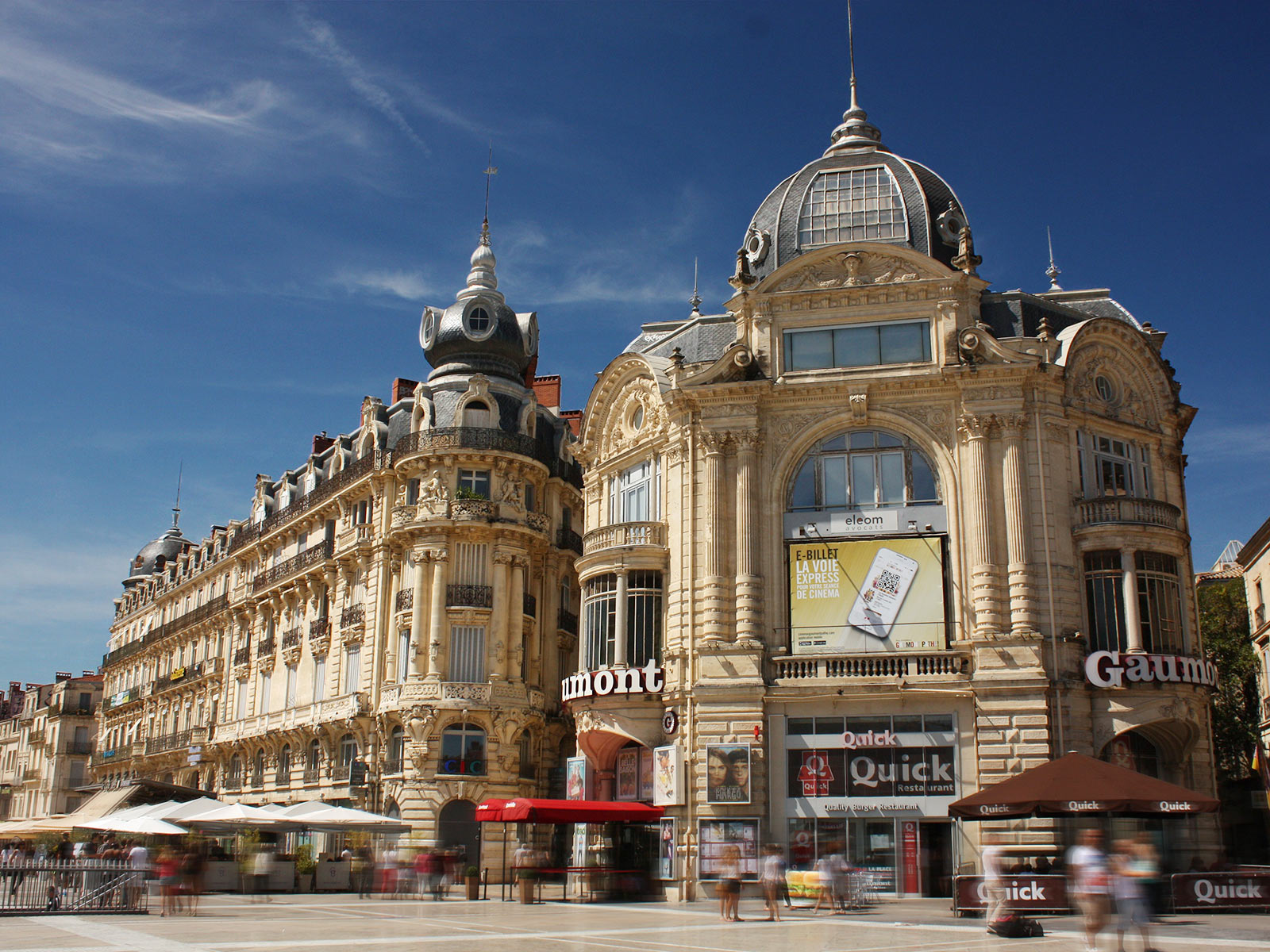 Location Montpellier Centre Ville