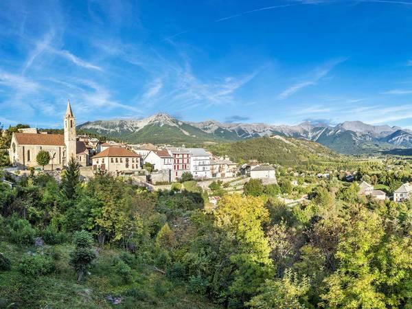 Camping Seyne-les-Alpes
