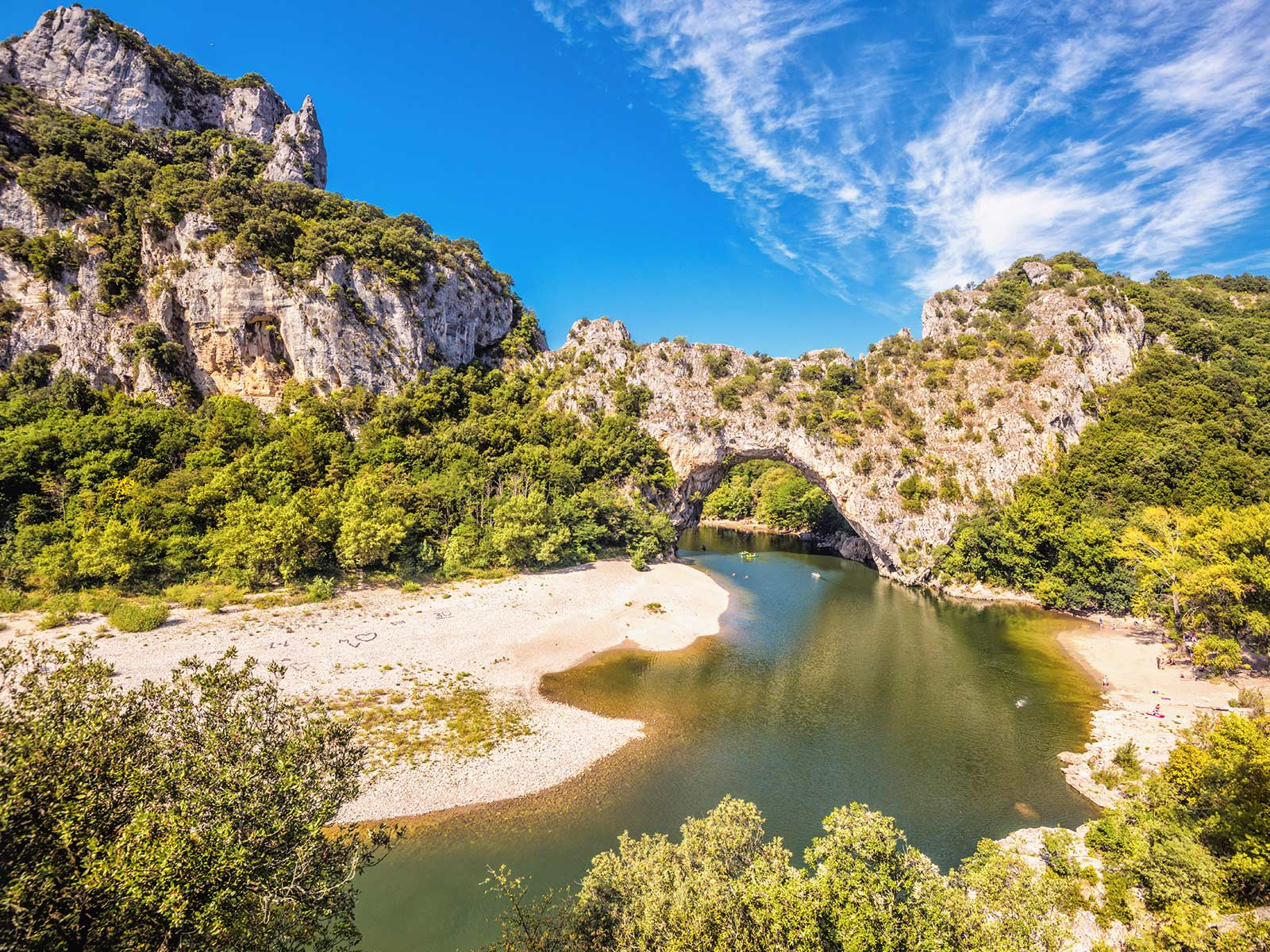 Camping Vallon Pont D Arc With Yelloh Village