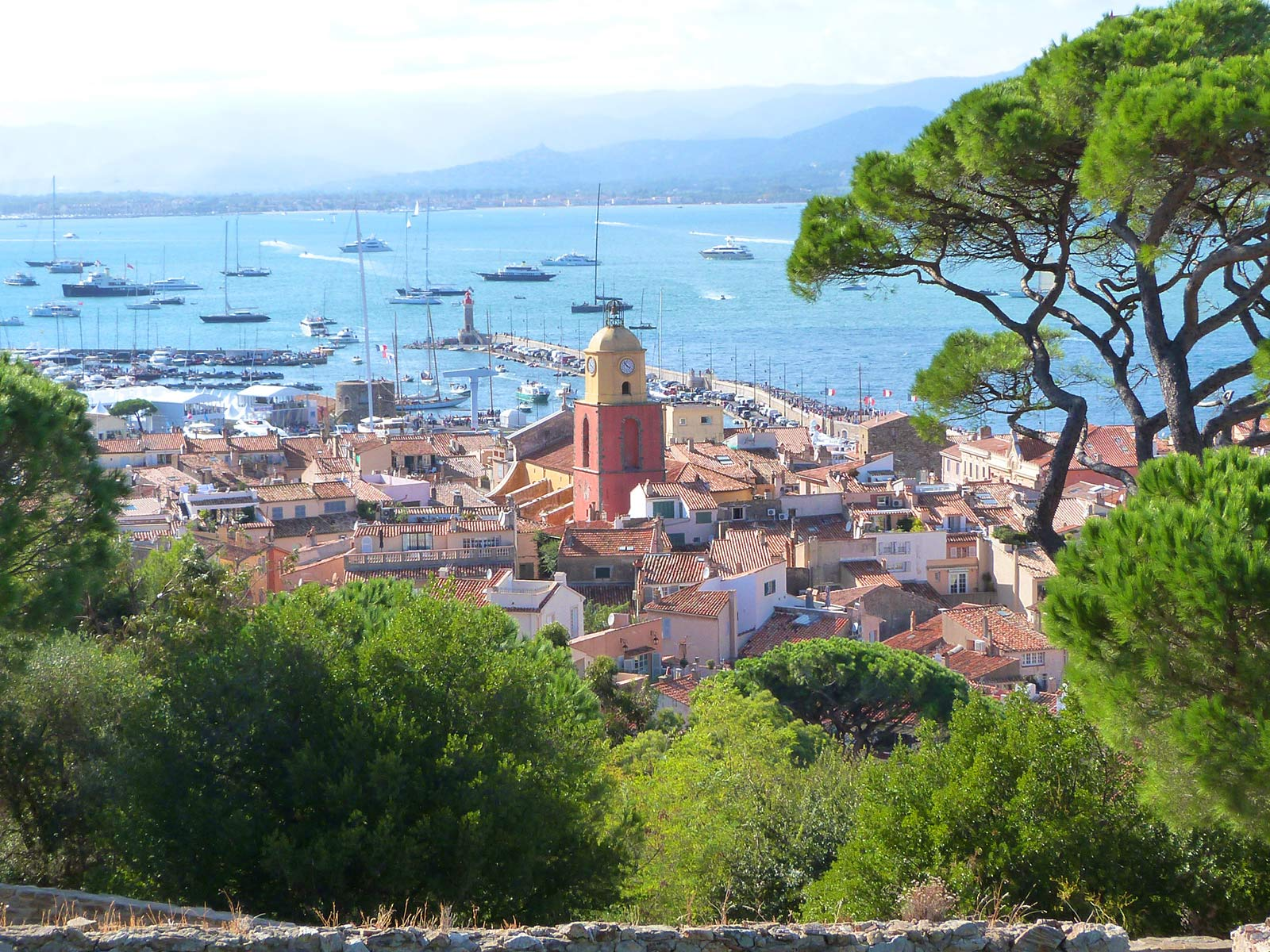 During Your Camping Holiday Come And Experience The Saint Tropez