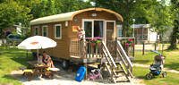 Camping Glamping - Roulotte