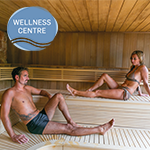 Our campsites with wellness centres