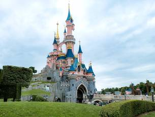 Camping Disneyland