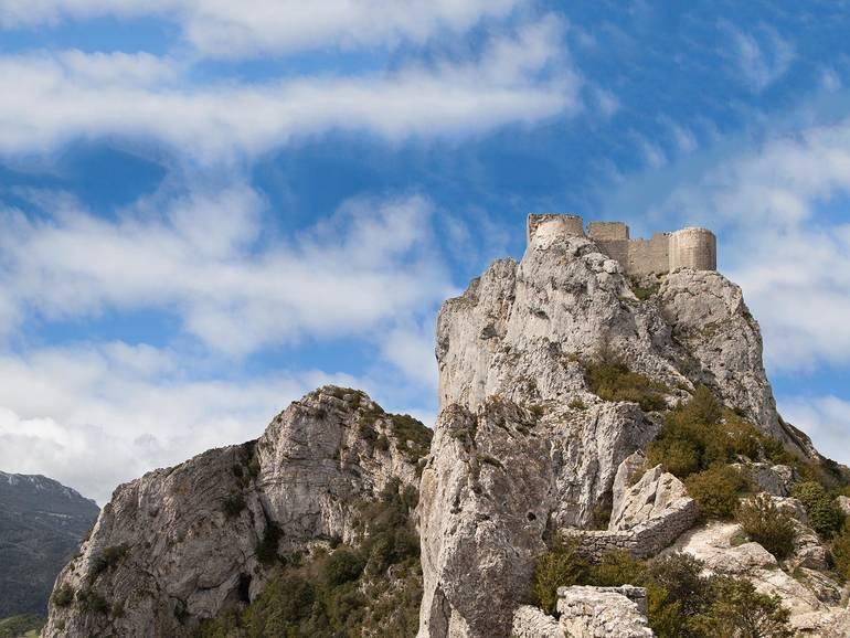 Refuge des derniers Cathares