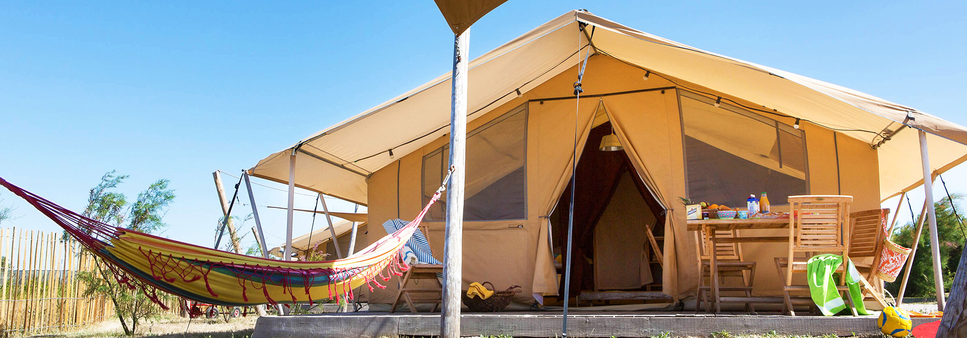 arcachon camping tente e